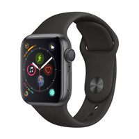 Apple Watch Series 4 GPS 40mm with Loop Band atau Sport Band