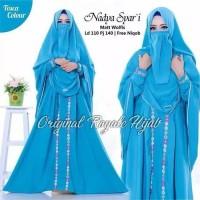 FREE NIQOB - NADYA SYARI   JILBAB - BAJU GAMIS - FASHION MUSLIM