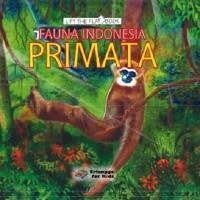 BUKU LIFT THE FLAP: PRIMATA - SUROSO MUKTI LAKSONO