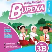 BUKU BUPENA (BUKU PENILAIAN) 3B/K13N - IRENE M.J.A.-DKK