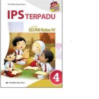 BUKU IPS TERPADU SD JL.4/K2013 - TIM BINA KARYA GURU