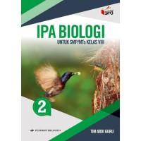 BUKU IPA BIOLOGI SMP (TAG)/KELAS VIII/K13N - TIM ABDI GURU