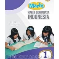 BUKU MAHIR BERBAHASA INDONESIA SMP KL.VII/K2013 - TIM EDUKATIF