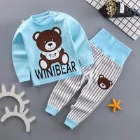 Kids Cotton Pajamas - Piyama Anak (WINIBEAR)