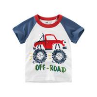Kids Short Sleeve - Kids T Shirt - Kaos Oblong Pendek (OFF ROAD)