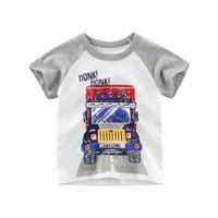 Kids Short Sleeve - Kids T Shirt - Kaos Oblong Pendek (HONK HONK)