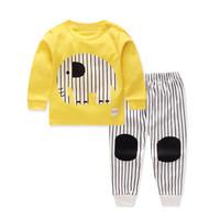 Kids Cotton Pajamas - Piyama Anak (ELLY & STRIPE)