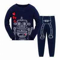 Kids Cotton Pajamas - Piyama Anak (MACHINE)