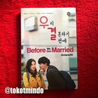 Novel BEFORE WE GOT MARRIED (Diviana90)