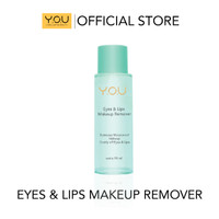 YOU Eyes & Lips Makeup Remover Pembersih Wajah Bibir Mata