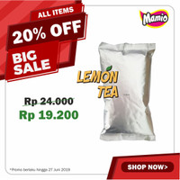 BUBUK LEMON TEA