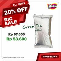 Green Tea Latte HORECA