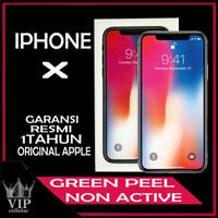 NEW IPhone X 64GB Original BNIB Garansi 1 Thn