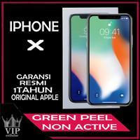 NEW IPhone X 256GB Original BNIB Garansi 1 Thn