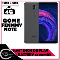 Gome Fenmmy Note Ram 4GB Internal 64GB Face ID