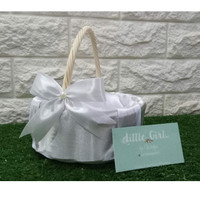 Wedding/ Keranjang Rotan/ Flower Girl Basket/ Keranjang Bunga/ Party
