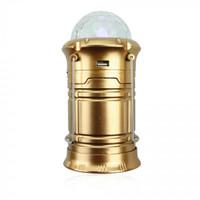 LAMPU SENTER CAMPING LENTERA SENTER SUPORT POWERBANK + LAMPU DISCO