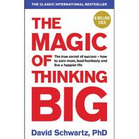 The Magic of Thinking Big by David Schwartz - ebook kindle