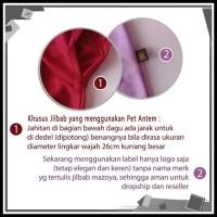 Jilbab Instan NAJWA M / Hijab Kaos Bergo NAJWA Polos Size M