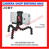 """Joby GripTight Action Kit - Smartphone HP 6.0"""" , Action Camera GoPro"""