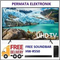 Samsung 58RU7100 58 Inch UHD 4K Smart TV LED Bluetooth UA58RU7100 NEW