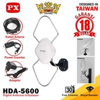 PX Antena HD-5600 Digital TV Indoor / Outdoor Antenna