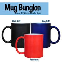 Chameleon Mug / Mug Bunglon diameter 8 cm tinggi 10 cm