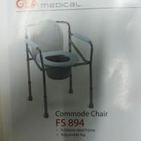 comode chair /kursi untuk BAB GEA