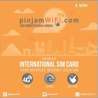 Sim Card Laos Unlimited FUP 3 GB for 8 Days  Simcard Laos