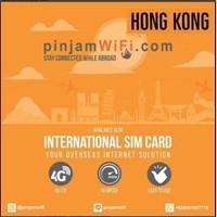 Sim Card HongKong dan Macau fup 3Gb 8 Hari   Simcard Hong kong Macau