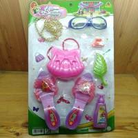 Mainan Perlengkapan Beauty Series Full Set