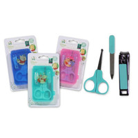 Gunting Kuku Bayi Disney Set 3in1 Travelling Package