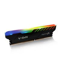 RAM DDR4 V-GeN TSUNAMI X 8GB 3200MHz CL16 (2X4GB) RGB OC GAMING VGEN