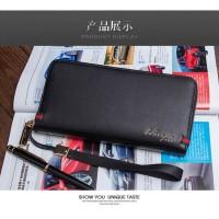 Dompet Kulit Pria Model Panjang dompet wanita tempat hp tempat kartu
