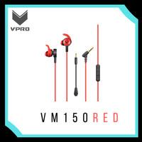 VPRO VM150 IN-EAR HEADPHONE GAMING EARPHONE