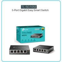 TP-LINK TL-SG105E Switch 5 Port Gigabit Easy Smart Managed