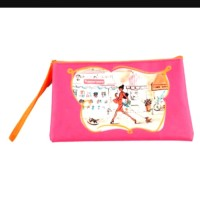Pouch (Dompet) Miss Belle Tupperware