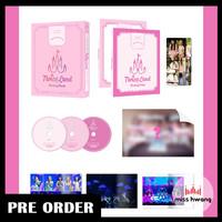 TWICE - Twice 2nd Tour 'Twiceland Zone 2 Fantasy Park' DVD