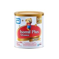 Abbot Isomil Plus Advance Soya 400 gr Susu Formula 1 - 10 Tahun