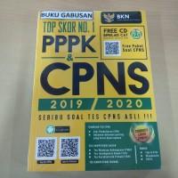 BUKU TOP SKOR NO 1 PPPK&CPNS 2019 2020 ns