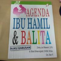 BUKU AGENDA IBU HAMIL&BALITA - ZENNY ns