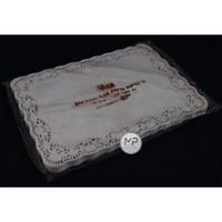 Dolly Paper - Kertas Alas Nampan Kotak 10 X 14.5cm -- ECERAN