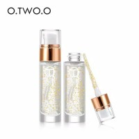o.two.o original face primer make up base hydrating liquid 24K gold