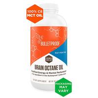 Bulletproof Brain Octane MCT Oil, 16 oz