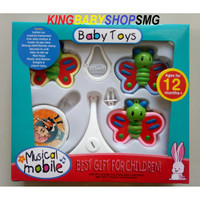 Baby Toys Musical Mobile / Mainan Bayi