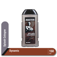 Master Splash Cologne Dynamic 150 ML