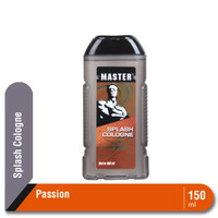 Master Splash Cologne Passion 150 ML