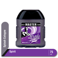 Master Splash Cologne Spirit 75 ML