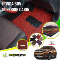 Karpet Mobil NEXT LEVEL SUPERIOR Honda BRV Cabin