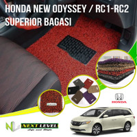 Karpet Mobil NEXT LEVEL SUPERIOR Honda New Odyssey Bagasi